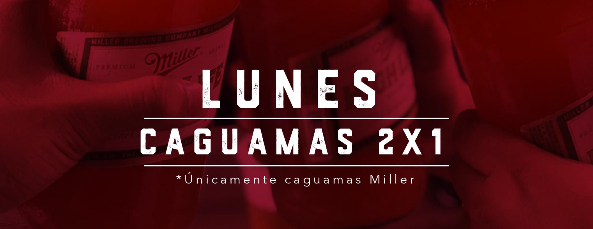 LUNES-CAGUAS MILLER